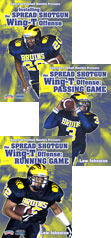 Spread Shotgun Wing-T Offensive System Bundle Pack
